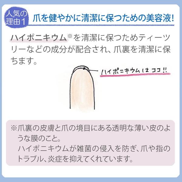 爪の美容液